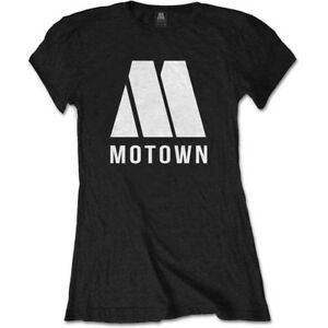 Large-Women-039-s-Motown-T-shirt-Ladies-Tee-Logo-Motots03lb03