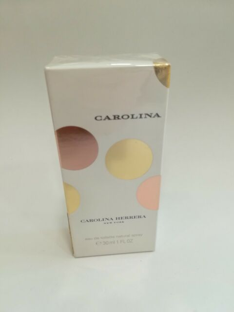 Carolina Herrera Carolina Eau de Toilette spray 30 mL (1.0 oz) Sealed