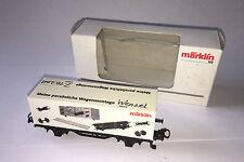 riesige Sammlungsauflösung H0 Güterwagen Märklin Wagenmontage (91)