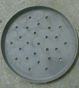 30 Tandoori Stones 13.5 Inch Tandoori Oven Plate