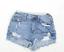 Womens-Victorias-Secret-Blue-Denim-Shorts-Size-W26 thumbnail 1