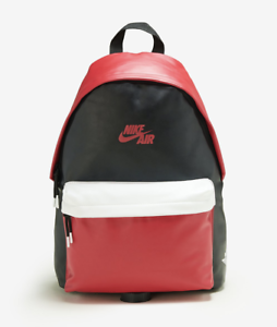 Nike Air Jordan 1 Bred Banned Backpack - Retro Red/Black Laptop Sleeve NWT