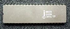 Intel 8035 Ceramic Microprocessor HMOS Single CPU uPD8035 D8035