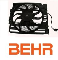 Bmw E39 525i 528i M5 A/c Condenser Fan Motor 351040111 Behr on Sale