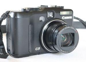 Appareil photo compact Canon PowerShot G9