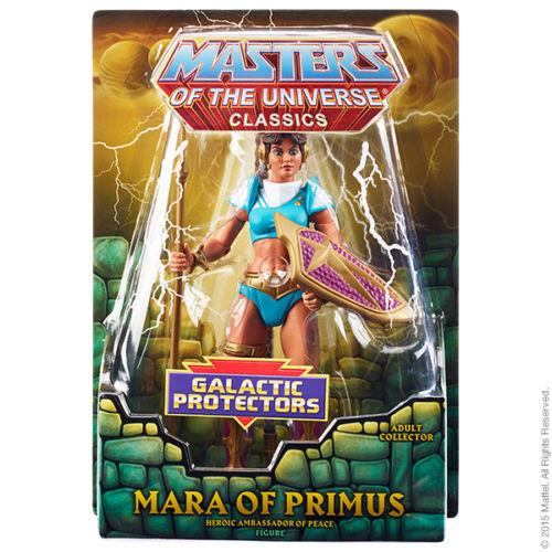 MARA OF PRIMUS  HE-MAN MASTERS OF THE UNIVERSE MOTU CLUB ETERNIA EXCL. FIGURE
