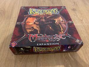Runebound Second Edition - Midnight Expansion Anglais / Anglais