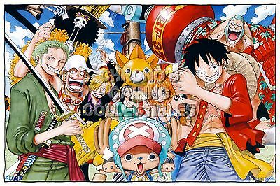 One Piece Anime Poster Glossy Finish RGC Huge Poster ONE042