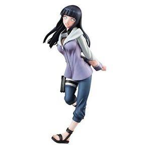 Naruto Shippuuden Gals Hyuga Hinata PVC Anime Figure Megahouse Authentic