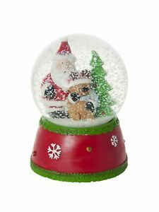 Childrens-Kids-Musical-Christmas-Snow-Globe-Xmas-Home-Decoration-Gift