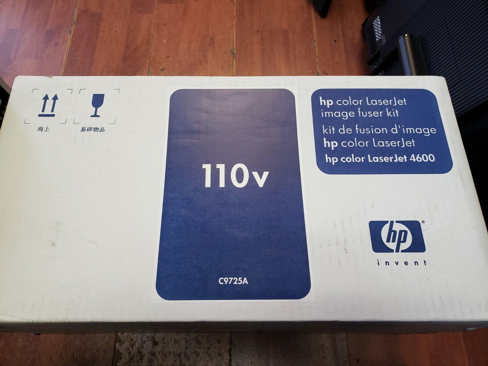 HP Color LaserJet 4600 Image Fuser Kit C9725A 110V