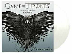 Original-Soundtrack-Game-Of-Thrones-4-Gatefold-sleeve-180-gm-2LP-vinyl