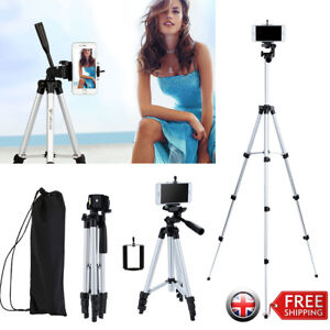 Pro-Stretchable-Camera-Tripod-Stand-Mount-Holder-For-iPhone-Samsung-Phone-Bag-O