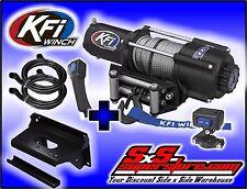 15-16 Kawasaki Mule Pro FXT//DXT//FX//DX 101230 KFI Winch Mount