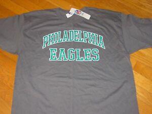 TEAM NFL Apparel Philadelphia EAGLES FOOTBALL T Shirt NEW TAG sz