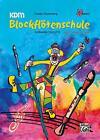 KDM Blockflötenschule, Band 2 von Frauke Rauterberg (1999, Kunststoffeinband)