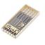 TD608 Busch 0.8mm Twist Drills 2.35mm Pendant Shaft Pack of 6 203 008 Dental
