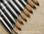 thumbnail 2 - Acrylic Kolinsky Nail Brushes Sizes 8-24 Nail Art Brush SHIPS FROM USA