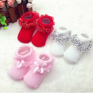 Girls-Socks-Cute-Baby-Kids-Princess-Breathable-Soft-Cotton-Children-Lace-Toddler