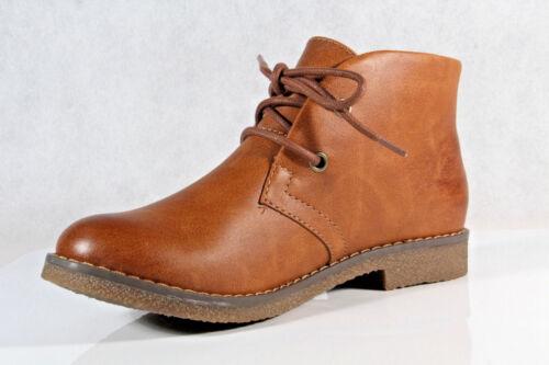 Stivali Foderato Nuovo Finta Marrone oliver Pelle 26111 S Boots stivaletti Tx5nvqcRZw