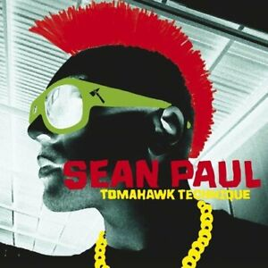 Sean-Paul-Tomahawk-Technique-NEW-CD