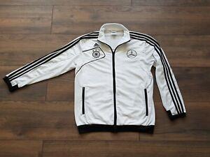 Details zu Adidas DFB Mercedes Trainingsjacke Präsentationsjacke Matchworn ML 6 Jacke EM