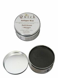 Quick Antique Wax Bienenwachs Möbel Pflegemittel 375 ml Dark Brown (5705)