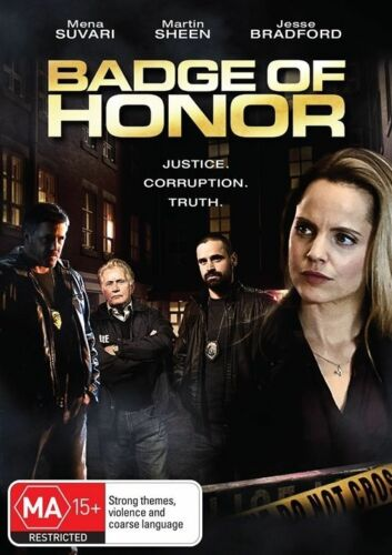 1 of 1 - Badge of Honor - Mena Suvari NEW R4 DVD