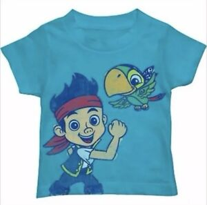 b829e80a570a Disney Jake and The Never Land Pirates Tee Shirt Toddler Boy size 2t ...