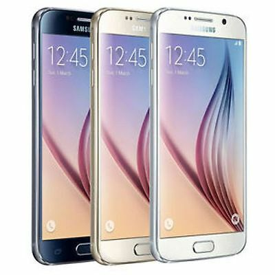 Samsung Galaxy S6 G920P Unlocked Smartphone 32gb or 64gb