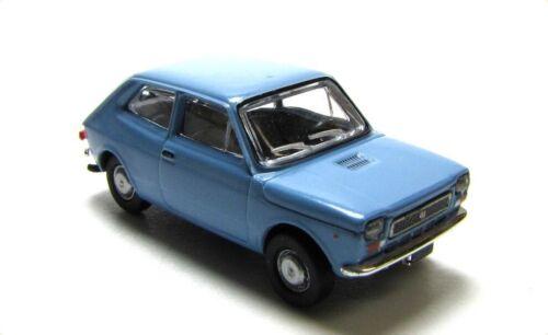 STARLINE MODELS FIAT 127 BLU MODELLO DI AUTO rinfusa AUTO CARRELLO TRASPORTO h0 1:87 NUOVO