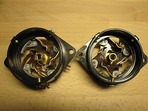 2x Stück socket for RS237 # RL12P35 # 2 x sockets # 2 x Sockel fassung RS 237 - Italia - 2x Stück socket for RS237 # RL12P35 # 2 x sockets # 2 x Sockel fassung RS 237 - Italia