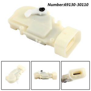 4pins-Rear-Right-Power-Door-Lock-Actuators-For-Lexus-1998-2005-GS300-69130-30010