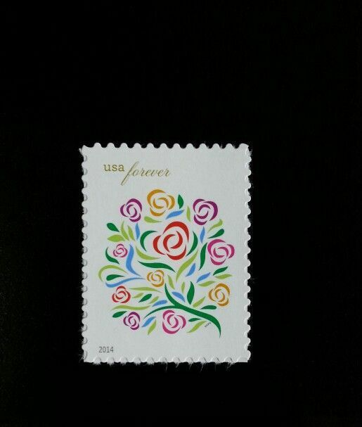2014 49c Where Dreams Blossom, Flowers Scott 4764a Mint