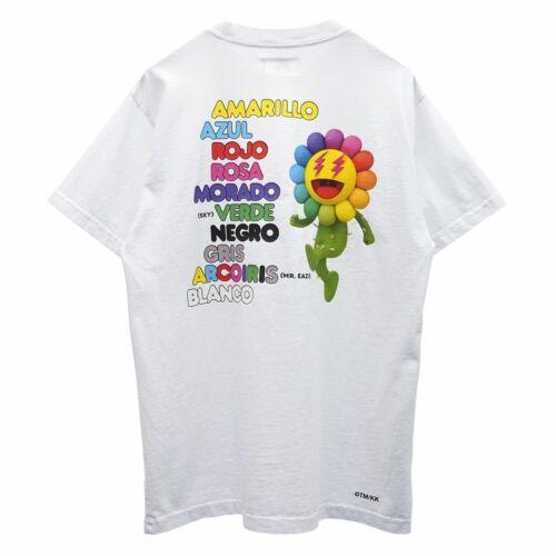 J Balvin x Takashi Murakami Tee Murakami Takashi Joint Sun Flower T-shirt JT3052
