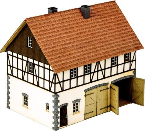 Hofgut Franz Charrette /& Co. Laser Cut Mini #neu dans neuf dans sa boîte # Encore 66713 Piste h0