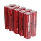 10Pcs 18650 GTL 5300mAh 3.7V Rechargeable Battery for LED Torch Flashlight