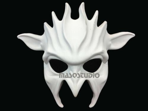 Blank DIY Unpaint Masquerade Ball Mask Polyresin Base Halloween Costume Party