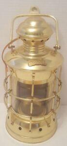 Surprising Masthead Brass Nautical Lamp Lantern Light Broken Needs Wiring Ebay Wiring 101 Ferenstreekradiomeanderfmnl