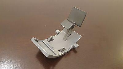 GI Joe Vehicle Defiant Booster Computer Chair Slide Mount 1987 Original Parts 1