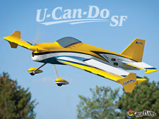BRAND NEW GREAT PLANES U-CAN-DO SF 3D GP/EP ARF 59 GPMA1272 NIB RC AIRPLANE !!