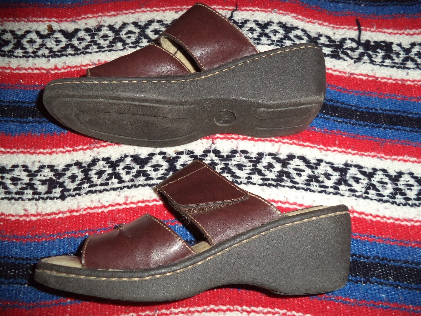 MONTEGO CLUB BAY CLUB MONTEGO SANDALS WOMEN'S SIZE 9 07e745