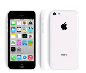 Apple iPhone 5C 16 GB Mobile Phone (White)