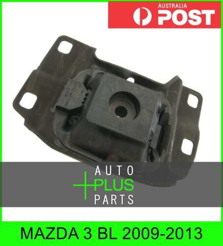 Left Hand Lh Engine Motor Mount Rubber Fits MAZDA 3 BL 2009-2013