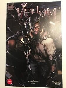 VENOM-Limited-EDITION-Marvel-AMC-OFFICIAL-MOVIE-Tom-Hardy-COMIC-Skan-8-5VF