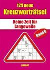 124 neue Kreuzworträtsel Band 8 (2011, Taschenbuch)
