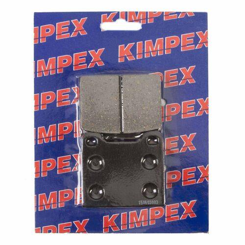 Kimpex 05-152-46CM Brake Pad Ceramic Ref 415129172 Ski-Doo Formula GSX More