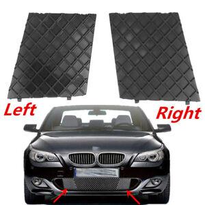 2pcs-Front-Bumper-Mesh-Grille-Cover-Grill-Moulding-Trim-For-BMW-E60-E61-M-Sport