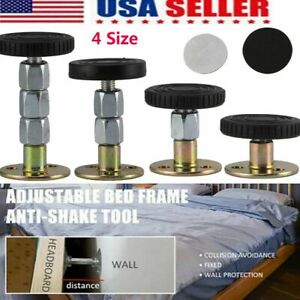 Support Fixed Bedroom Bed Frame Bedside Threaded Adjustable Home Anti-shake Tool