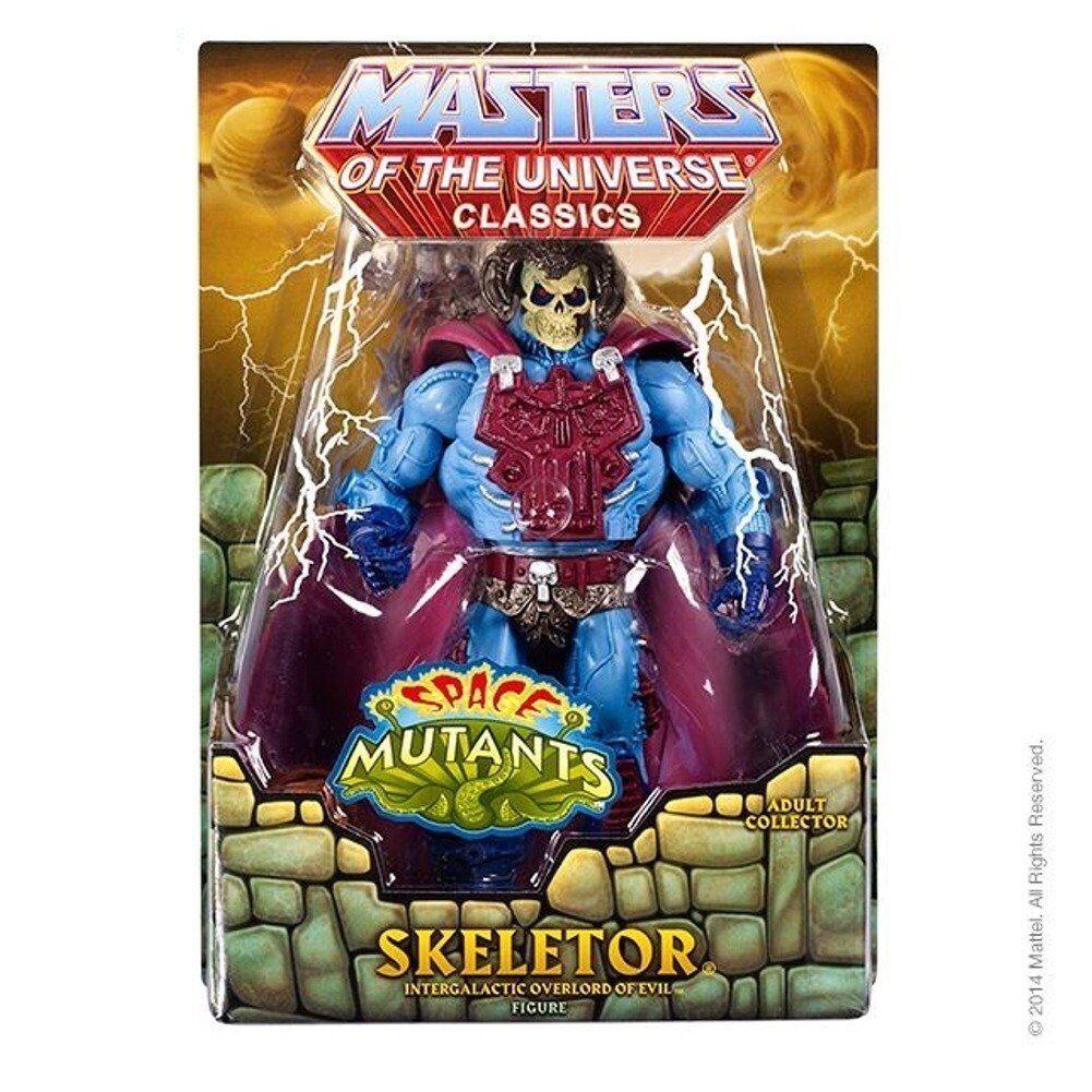 Masters of the Universe Classics MOTUC 2014 Club Eternia Intergalactic Skeletor